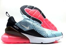 NIKE AIR MAX 270 OCEAN BLISS HOT PUNCH WHITE BLACK WOMEN