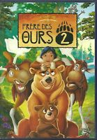 DVD - WALT DISNEY : FRERE DES OURS 2 / COMME NEUF