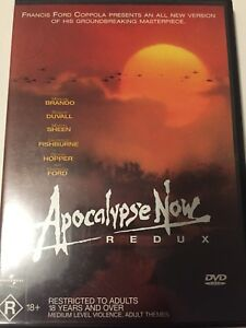 APOCALYPSE NOW REDUX DVD R 4