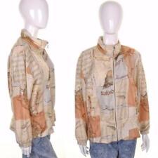 Abbigliamento vintage multicolore per donna taglia M