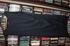 Talbots Black Knit Sleeveless Faux Wrap Dress PM Petite M NEW $119  (bin91)