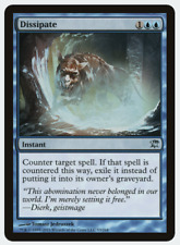 MTG X4: Dissipate, Innistrad, U, Moderate Play - FREE US SHIPPING!