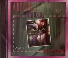 VINYL VIC'S 'Forgotten Teen Idols #18 - Jericho Brown - 19 Tracks
