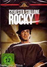 ROCKY 5 (Sylvester Stallone, Burgess Meredith) NEU+OVP