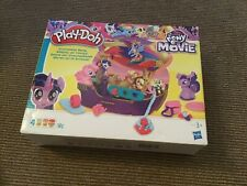 Play-Doh My Little Pony The Movie - Friendship Ahoy - New & Sealed