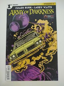 Army Of Darkness #1 - Gamestop Exclusive Variant