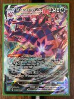 Pokemon Card  ETERNATUS VMAX  Ultra Rare 117/189 DARKNESS ABLAZE *MINT