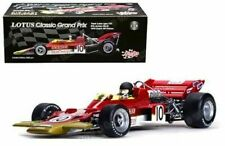 Lotus 72c #10 Jochen Rindt 1970 Dutch GP Winner 1/18 Diecast Model Quartzo 18274