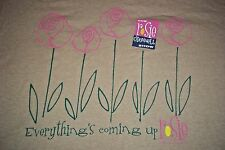 The Rosie O'Donnell Show Everything's Coming Up Rosie NBC T-Shirt Adult Large