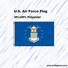 U.S. Air Force Flag 3x5ft Poly