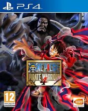 One Piece Pirate Warriors 4 Playstation 4 PS4 NEW Release PreOrder 27/03/2020