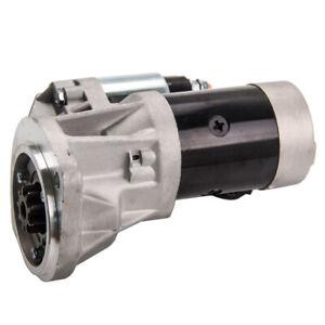 Starter Motor for Nissan Navara Urvan Cabstar Terrano R20 D21 D22 E24 TD27 2.7L