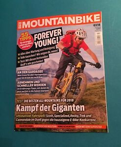 Mountainbike 03/2018 Forever Young ungelesen 1A  absolut TOP