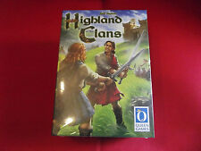 Brettspiel 60511 Queen Games Highland Clans
