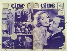 CINE ILLUSTRATO  rivista di cinema- n° 548 del 1936 Loretta Young 23/6