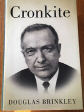 Cronkite by Douglas Brinkley (2012, Hardcover) 819 Pages HarperCollins