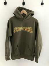 Supreme Metalic Arc Logo Hoodie M