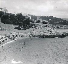 CASSIS c. 1951 - Villas Plage  Pédalos  Bouches-du-Rhône - Div 11300