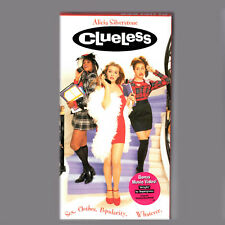 Clueless (VHS, 1995) Alicia Silverstone