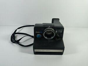 Pronto SE Polaroid Instant Film Camera Power Tested