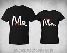 """B&B COUPLE SHIRTS """" MR & MRS """""""