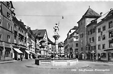 B48014 Schaffhausen Fronwagplatz  switzerland