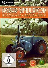 Agrar Simulator Historische Landmaschinen (PC 2012 DVD-Box) - Neu & Verschweisst