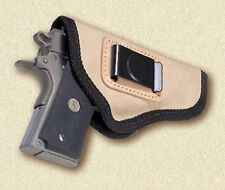 "Hunter Holsters Suede Leather Holster for Makarov 9 X 18mm 3.75"" Barrel 1300-2"