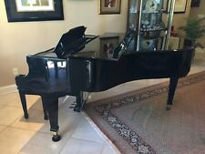 Young Chang G-185 Baby Grand Piano - black