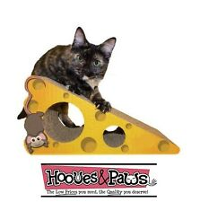 Imperial Cat Scratch n Shapes Scratcher Small Cheese Scratching Shape USA Made