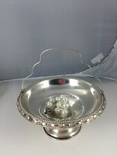 Antique La Pierre Sterling Silver .925 Bonbon Dish Weighted