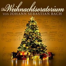 CD Weihnachtsoratorium von Johann Sebastian Bach von Lautenbacher-Vorholz