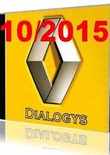 Nouveau Renault dialogys 4.45 du 10/ 2015 + motrio + version portable