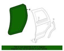 NEW OEM GM Rear Door Surround Weatherstrip Seal 15190185 Trailblazer Envoy 02-04