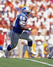 Detroit Lions BARRY SANDERS Glossy 8x10 Photo Print Football Poster