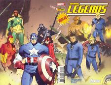 Comics et romans graphiques US les quatre fantastiques