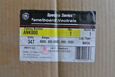 GE ANK800 400 600 800 1200 AMP Panelboard Neutral - NEW IN BOX