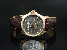 Kenneth Cole KC1549 Stainless Steel Skeleton Dial Automatic Men's Watch