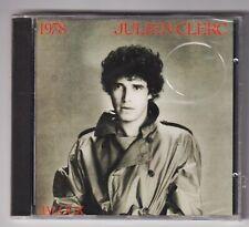 CD (SEALED) JULIEN CLERC 1978 JALOUX
