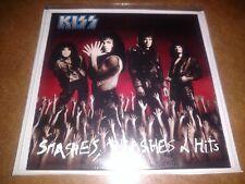 Kiss 'Smashes, Thrashes & Hits' CD w/ Booklet & Slim Case