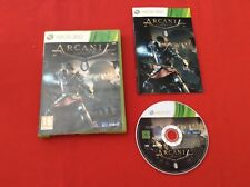 ARCANIA GOTHIC 4 IV XBOX 360 MICROSOFT PAL FR COMPLET