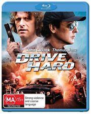 Drive Hard (Blu-ray, 2014) BRAND NEW & SEALED!