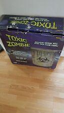 ANIMATED Toxic Zombie BIOHAZARD Halloween Prop from Spirit HALLOWEEN PROP