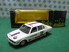 BMW  5.30  Rally             -  1/43  Solido  89