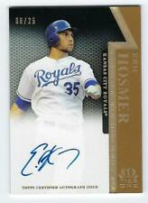 Eric Hosmer 2011 Topps Tier One GOLD Rookie Signature SP /25 ON-Card AUTO graph