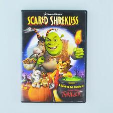 Scared Shrekless (DVD, 2011) Shrek