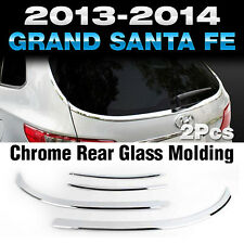Chrome Rear Glass Molding K-875 For HYUNDAI 2013-2016 Grand SantaFe / Maxcruz