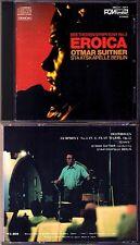 Otmar Suitner: Beethoven Symphony No. 3 eroica DENON Giappone CD Filarmonica Berlino
