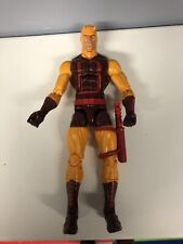 Daredevil Marvel Legends Yellow Costume, 100% Complete