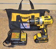 """DeWALT DCD790D2 20V Li-Ion 1/2""""  Cordless Drill/Driver Bundle w/ 2 Batteries"""